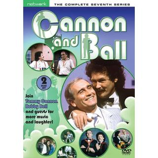 Cannon and Ball - The Complete Series 7 [DVD]